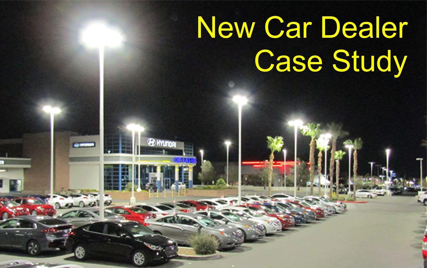 New Car Case Study