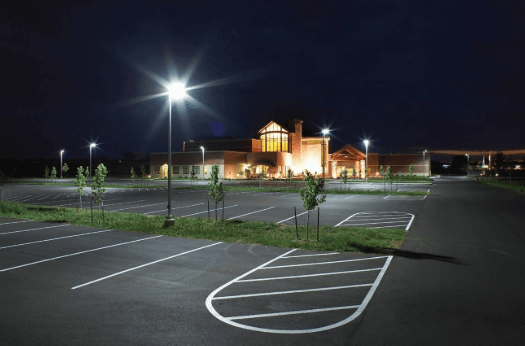 Most Common Issues with Conventional Parking Lot Lights Versus LED Parking Lot Lights