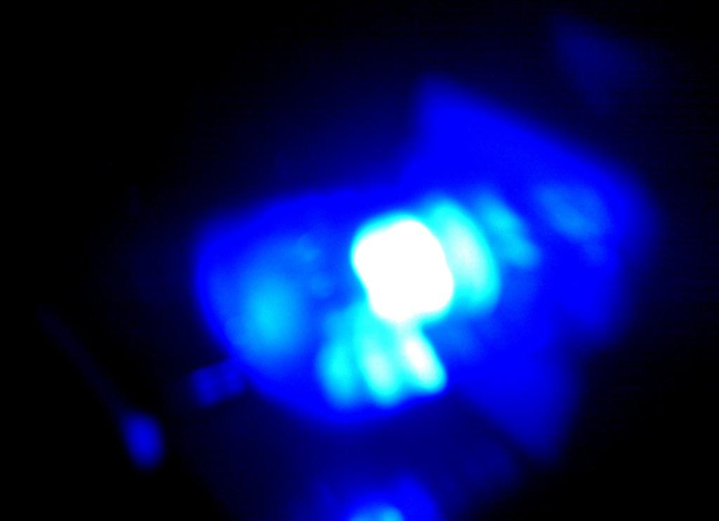 Blue light science
